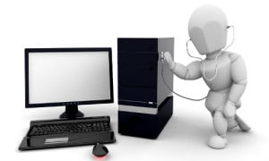 White IT Computer Repairs Brisbane